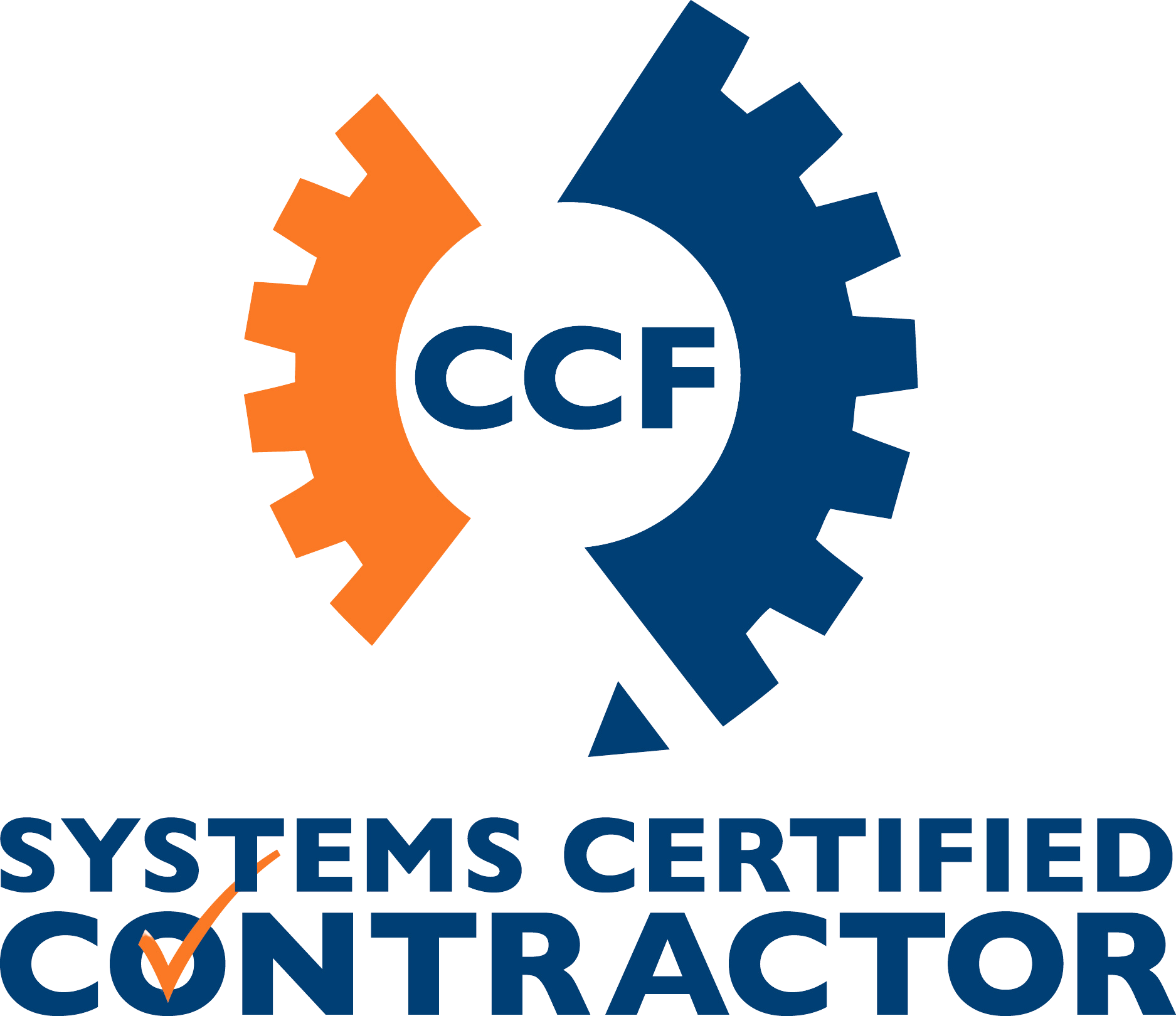 CCF Systems Certified Contractor