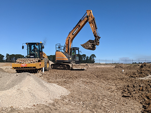 Terrain Civil Site Development